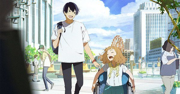 Josee The Tiger And The Fish Anime Film Streams Music Video Featuring Eve S Theme Song Anime News Anime Films Anime Live Action
