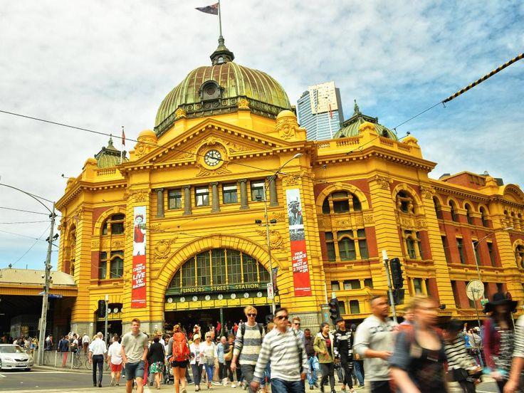 Melbourne, Victoria, Australia, Central Business District, Wattle Park