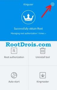 Requirements for Rooting your phone  Your phone should be working with +50% Battery condition.  Rooted phone Phone which InstalledKingRoot app.    Note – though we remove root by uninstalling rooting app, SuperSu or SuperUser, there can be root files still yourdevice. You have to delete t...