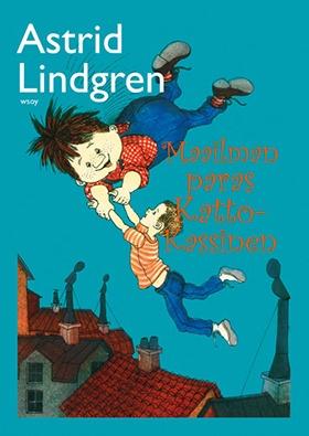 Katto kassinen kirjat- Astrid Lindgren