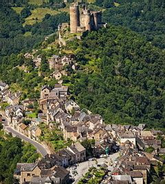 Villefranche-de-Rouergue, Najac - Sud de France                                                                                                                                                                                 More