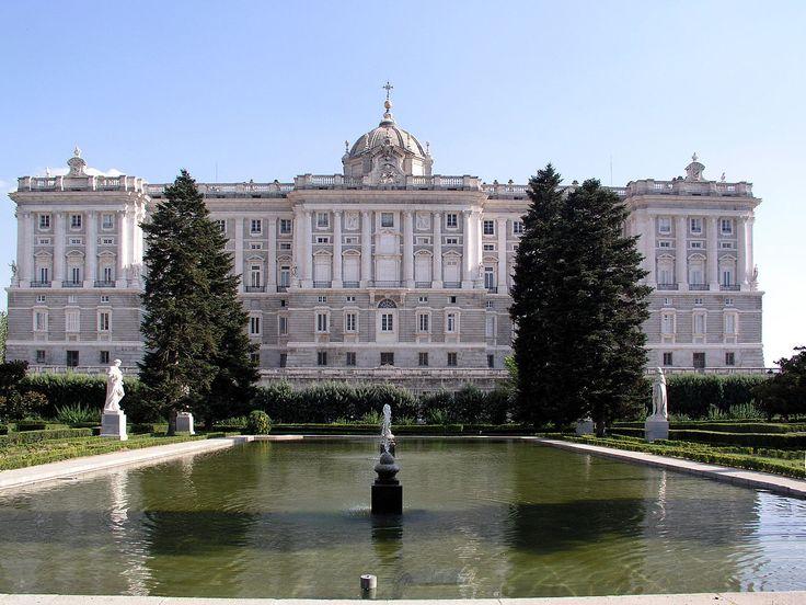 PalacioReal1 - Архитектура барокко — Википедия