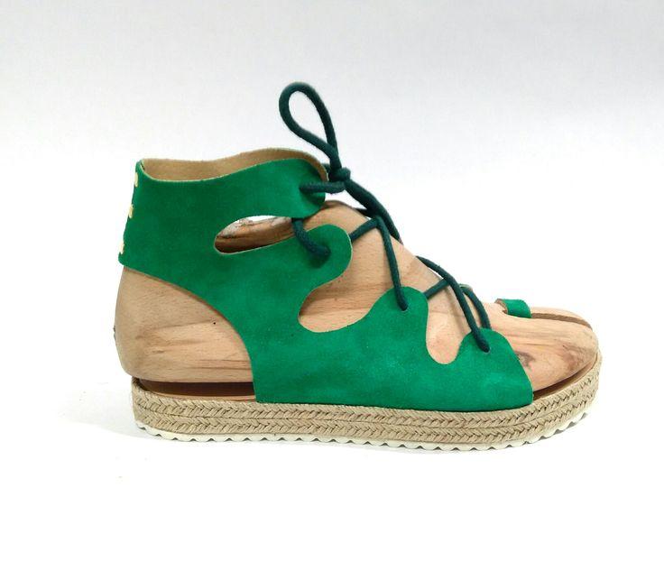 Chloé_Emerald green