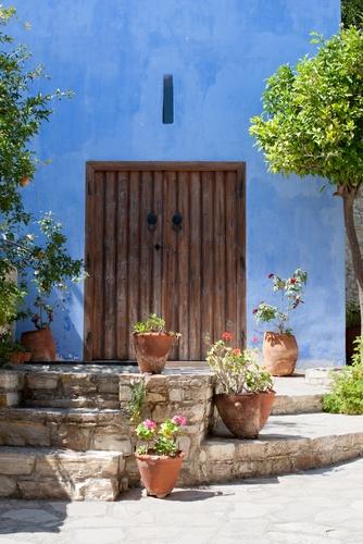 Lefkara village Cyprus
