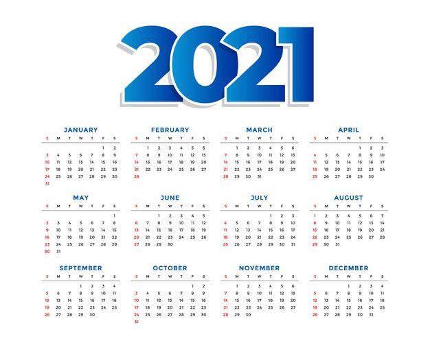 Pin By Belarabyapps On التقويم الميلادي 2021 Calendar Template Calendar Design Template Calendar Design