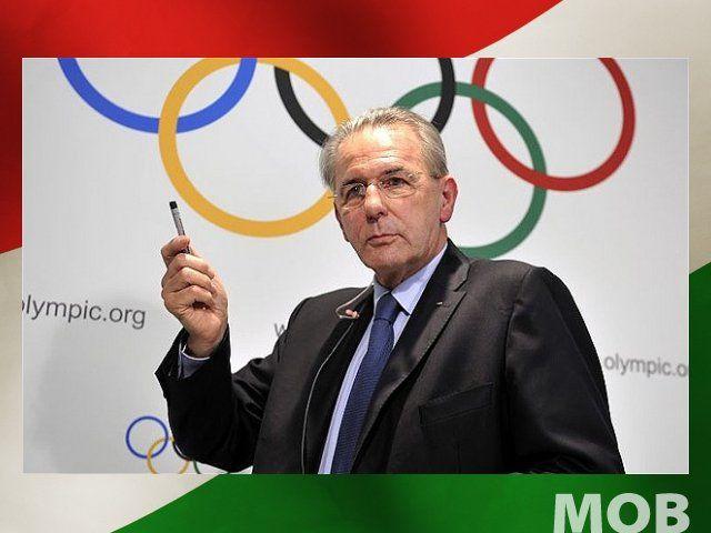 Az Olimpia napjáról