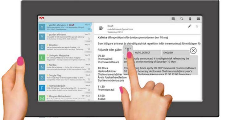 InApp Traductor es una app que promete facilitar la comprensión de los textos en otros idiomas en las webs. #AplicacionesParaPeriodistas