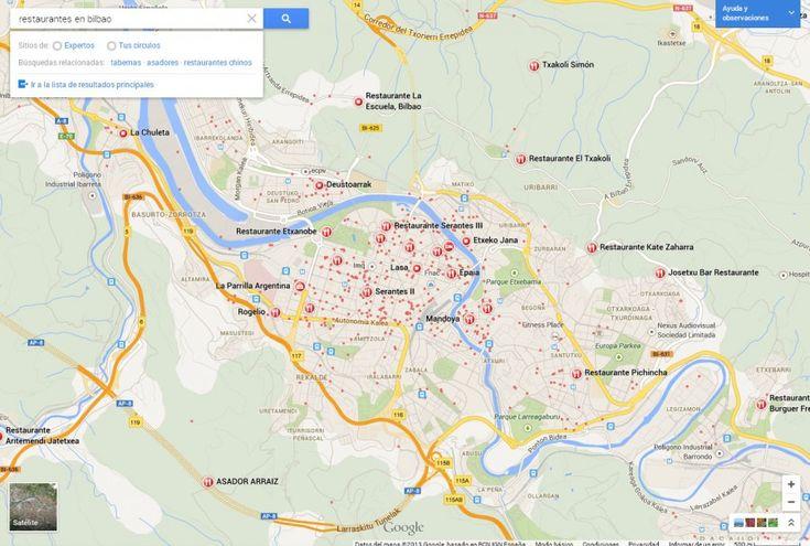 ¡Hemos probado el nuevo Google Maps y te lo contamos!