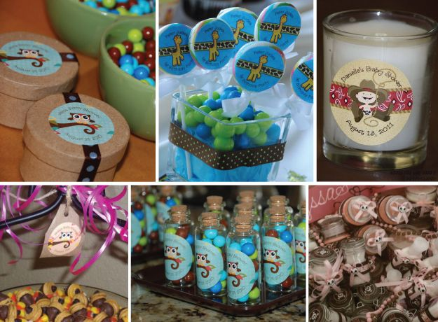 baby shower favor ideas for boy