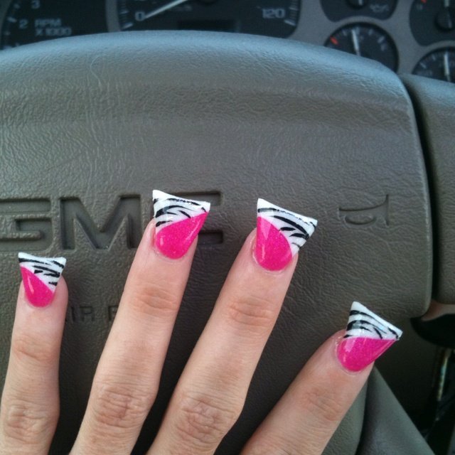 Wild!!! By sky nails