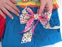 how to make pretty hair bows