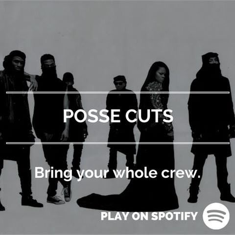It's an hour & a half of the hardest posse cuts to ever be recorded on wax. Listen to the curated playlist titled 'Posse Cuts' here: http://spoti.fi/2mRKK9d  It's the best of the Inverse Culture Insta page. Follow us here: @inverse.culture