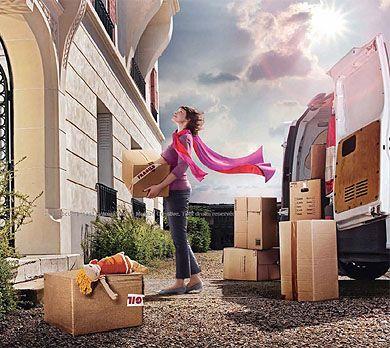Költözés praktikusan és stresszmentesen