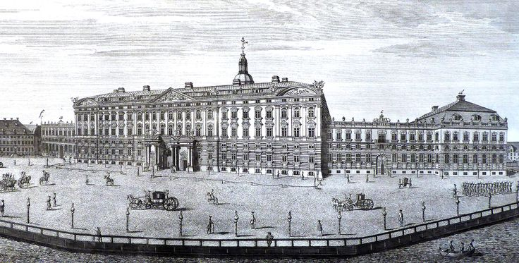 Det første Christiansborg