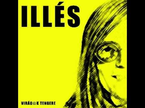 ILLÉS - VIRÁGOK TENGERE / The Psychedelic Sound of Illés (2013)