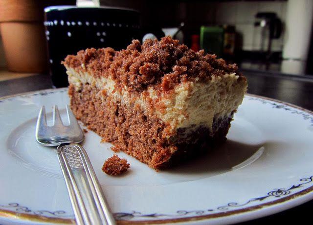 Ina Is(s)t: Kaffeekuchen / Coffee Cake