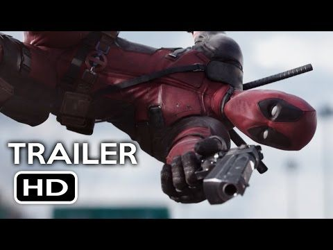 Haha.. This is gonna be awesome!  Deadpool Official Trailer #1 (2016) Ryan Reynolds Superhero Movie HD - YouTube