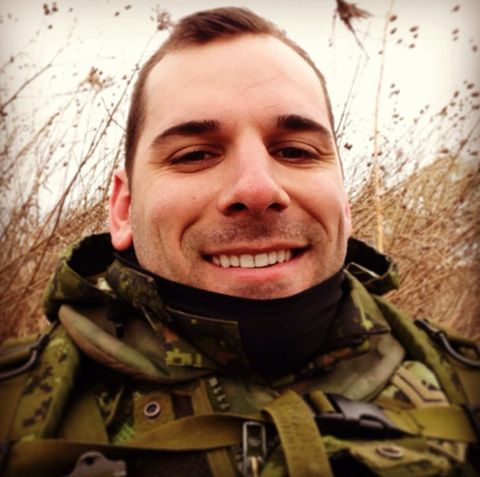#MilitaryMindsInc. . .... The soldier who passed away from his gunshot wounds has been identified. RIP Cpl Nathan Cirillo. Our thoughts are with the family and friends. As well with all members of The Argyll and Sutherland Highlanders who have lost a brother. .....  Rest In Peace Brave Soul #October222014 ❤