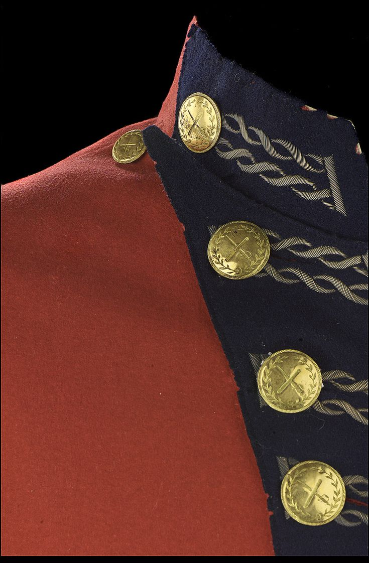 18th century Royal Marines Uniform