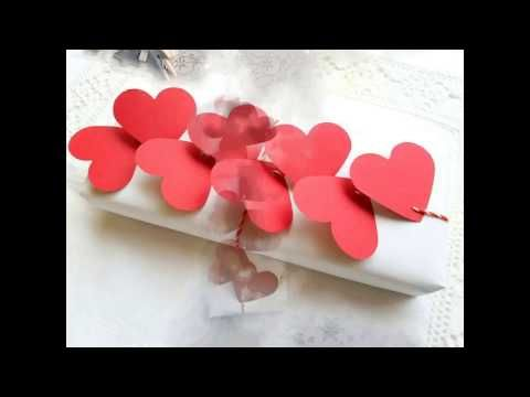 Anett's Heart - Creative gift wrapping