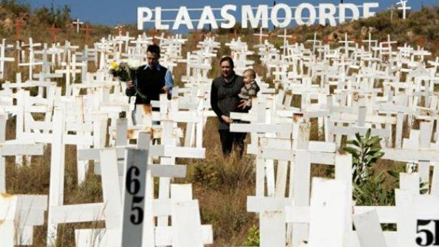 De noodkreet van de Zuid-Afrikaanse boer   P-magazine
