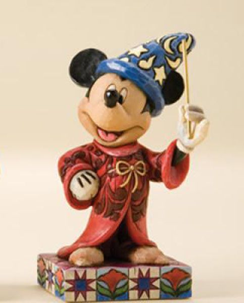 Heartwood Creek by Jim Shore: Disney Traditions Sorcerer Mickey