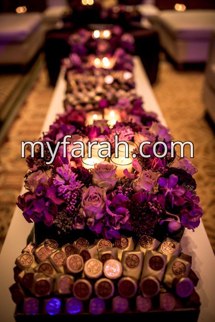 Wedding Favours Ideas Dubai : ... ideas wedding reception event styling wedding designs forward wedding