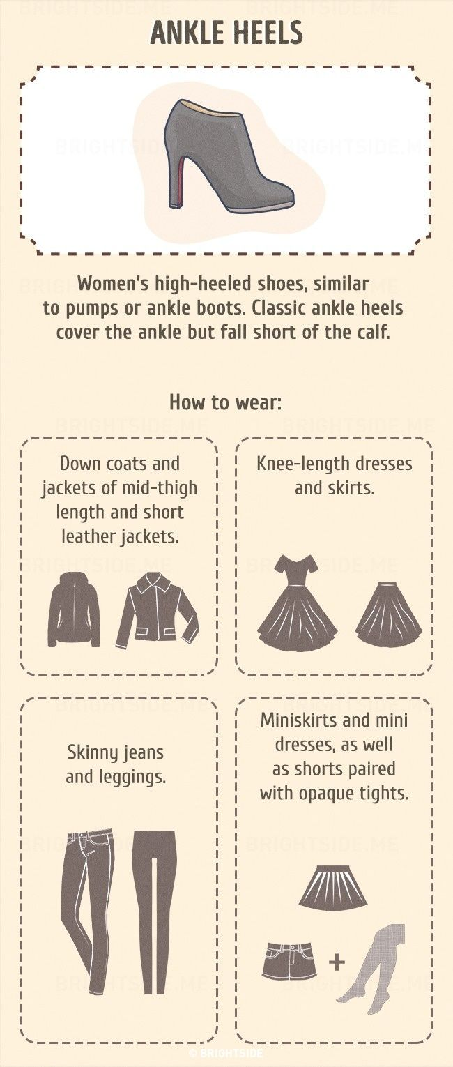 Every woman needs toknow this. And I realised that I have no shoes