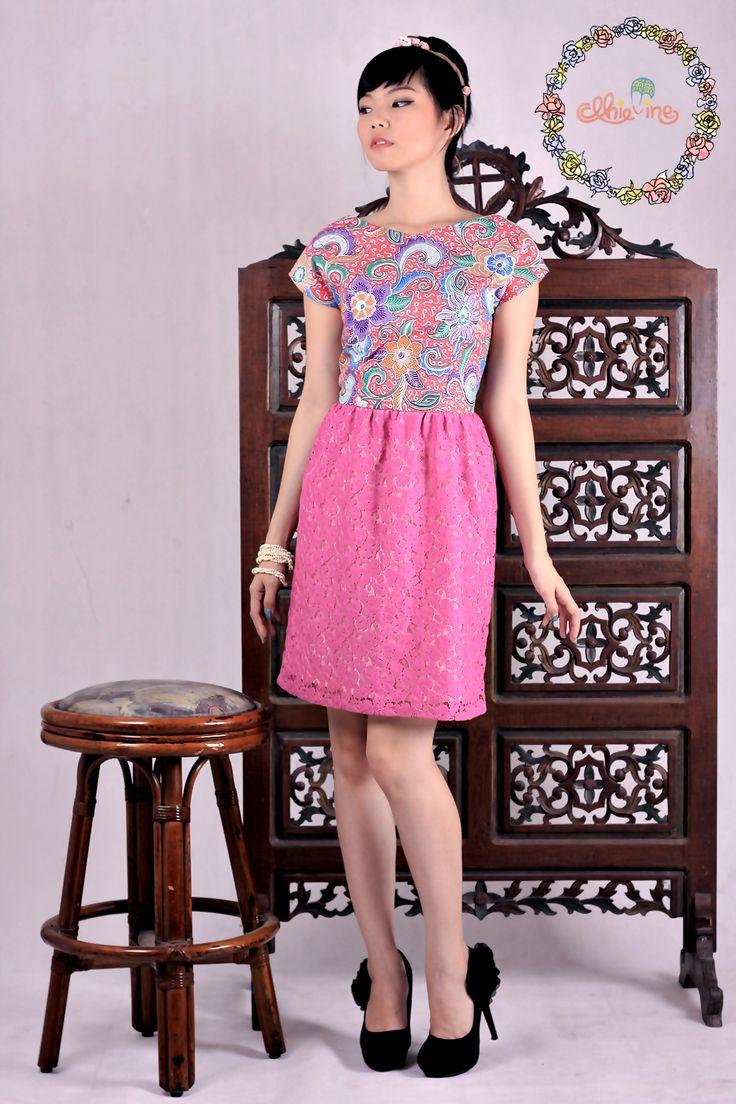 Merpati Hutan Perak Dress | Batik | DhieVine | Redefine You