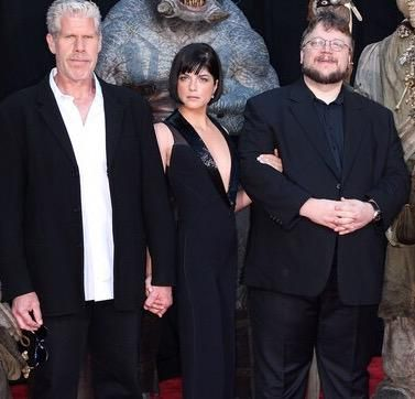 'Hellboy' cast reunion (Paulette)