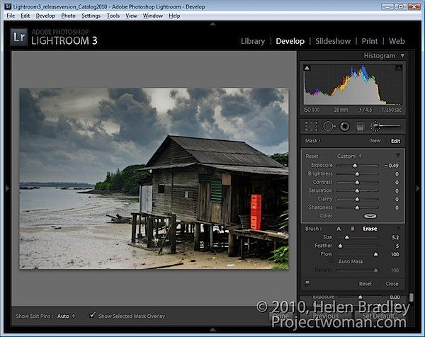 Lightroom has more tricks up its sleeve than simple photo fixes such as exposure and contrast. It's possible to craft images inside Lightroom and, in many ways, the tools in Lightroom make the task easier than it would be in Photoshop or another editing program. In this post I'll show you a way to turn …