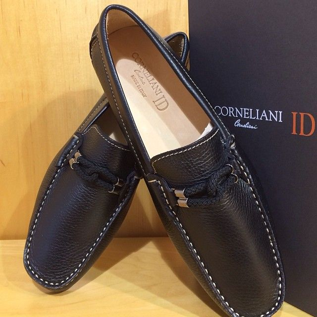 New Corneliani Leather Loafers | Spring/Summer 14 Collection
