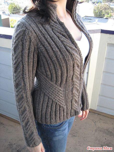 Городской свитер/кофта Он-лайн.