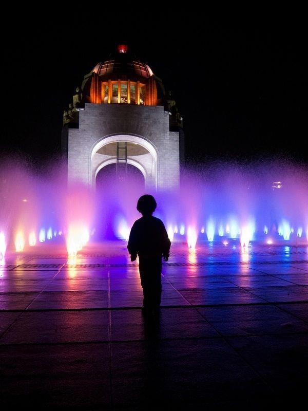 Monumento a la Revolucion, Mexico DF