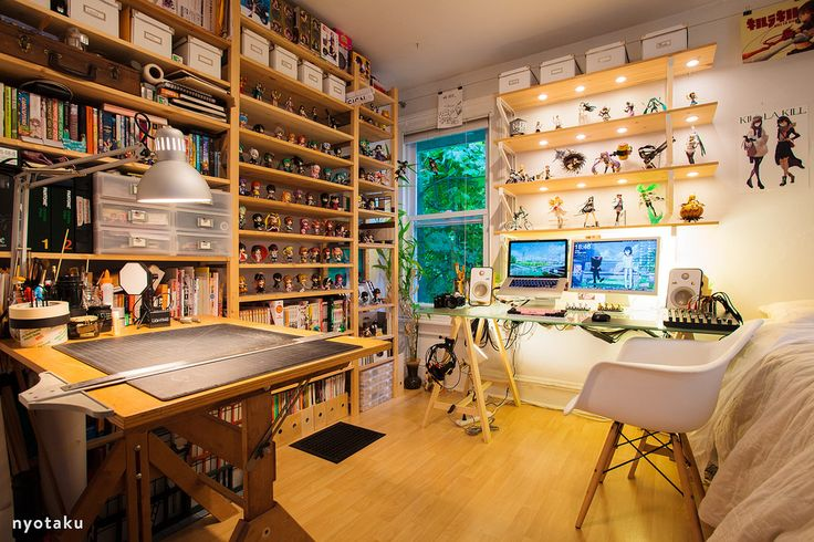 https://flic.kr/p/JZZDjv   Otaku-Room   Some pics from my desk diary, full post here: nyotaku.com/2016/08/07/desk-diary-august-2016/
