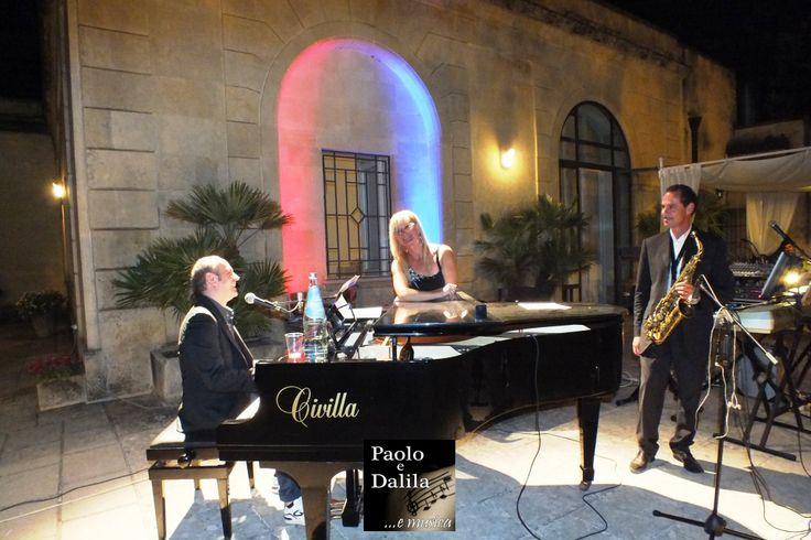 Gruppo musicale per matrimoni Lecce e provincia