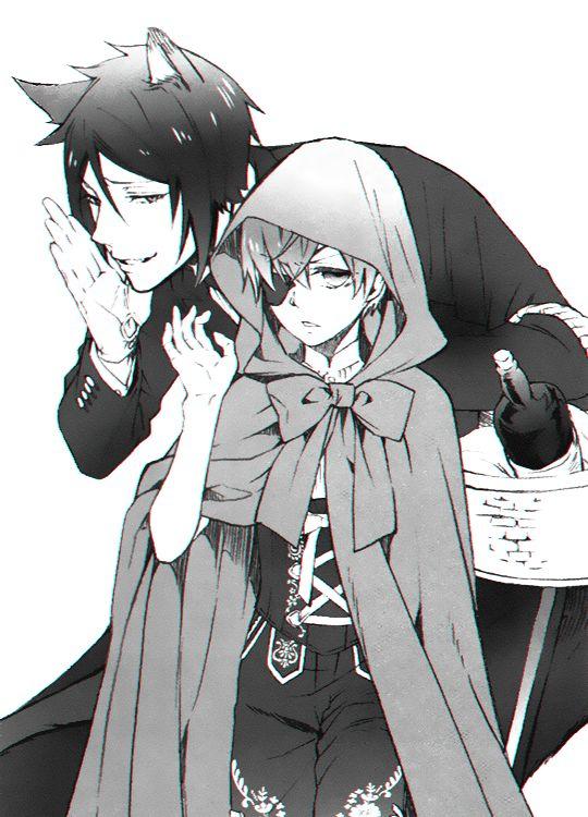 Ciel & Sebastian | Kuroshitsuji / Black Butler