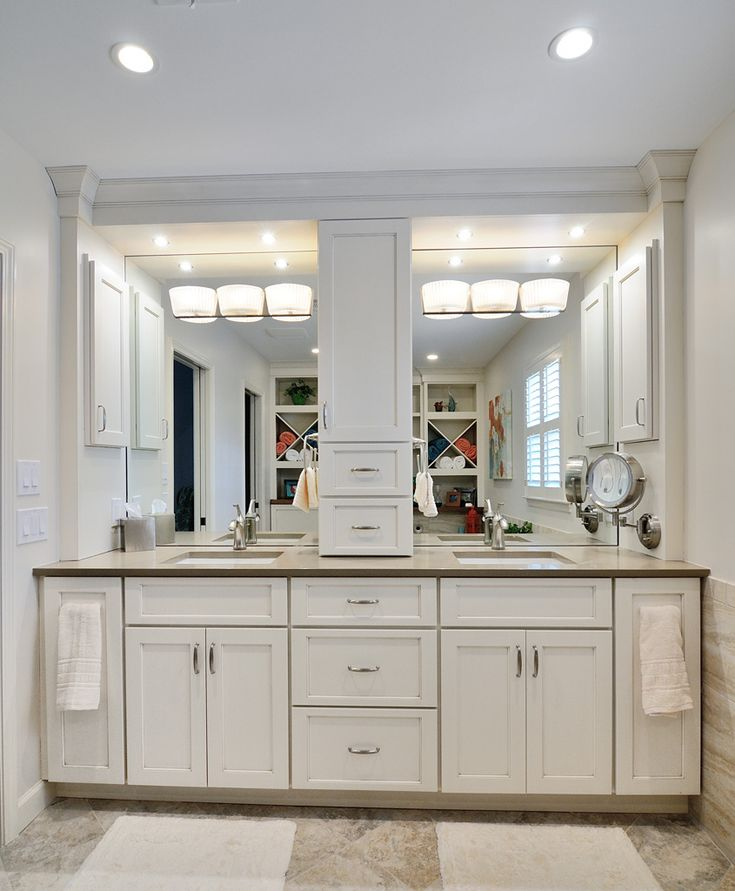 10 Best Images About Vanity Built In On Pinterest Small Bathroom Remodeling