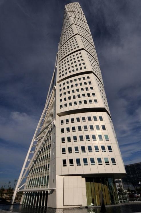 Turning Torso, Malmö, Sweden