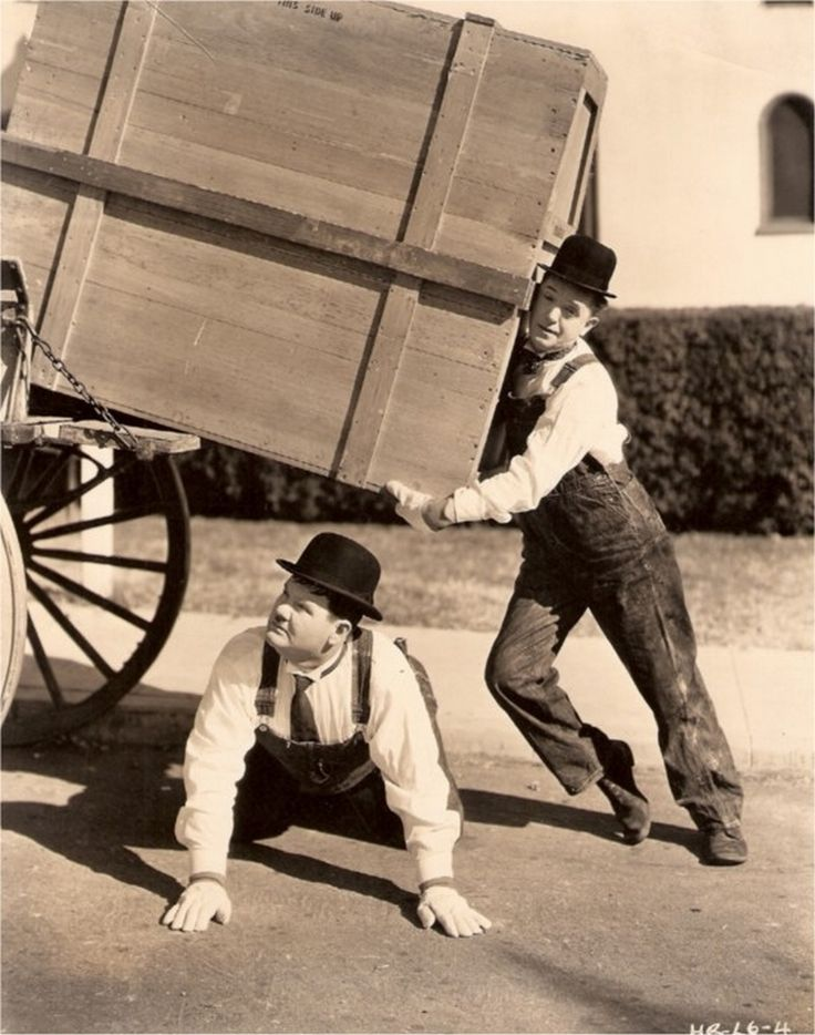 The Music Box, 1932.