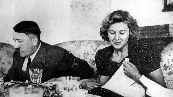 Hitler : Des détails sur sa vie sexuelle révélés #AdolfHitler, #EvaBraun