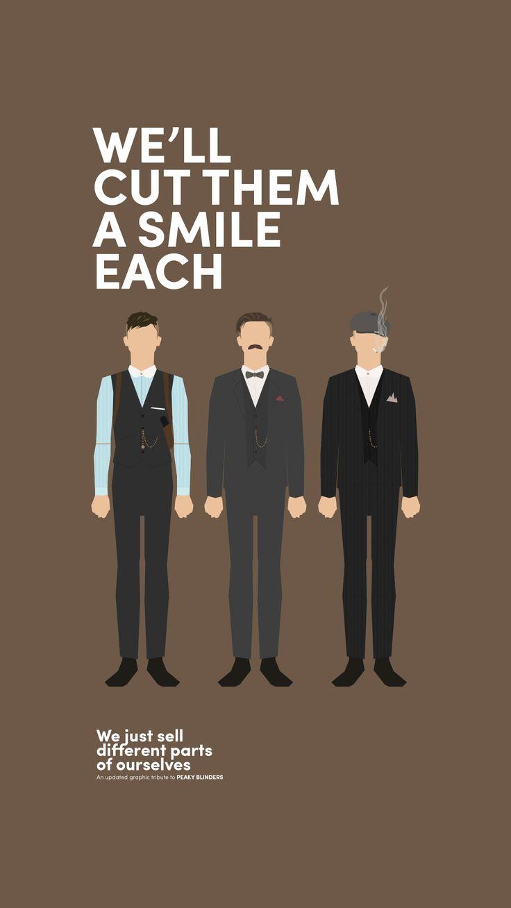 Peaky Blinders : un hommage graphique de Nigel Evan Dennis | ARTE Creative