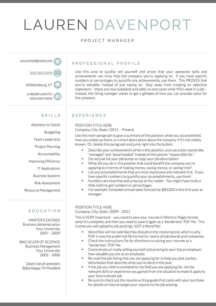 Show The Recruiters That You Keep Up With The Latest Technology By Choosing Our Modern Cv Tem In 2020 Good Resume Examples Professional Resume Examples Resume Examples