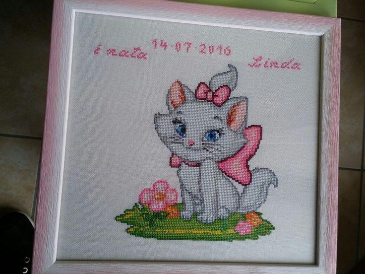 Per la nascita di Linda la mia nipotina