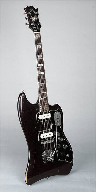 1966 Guild Thunderbird~For my son-in-law Bill!