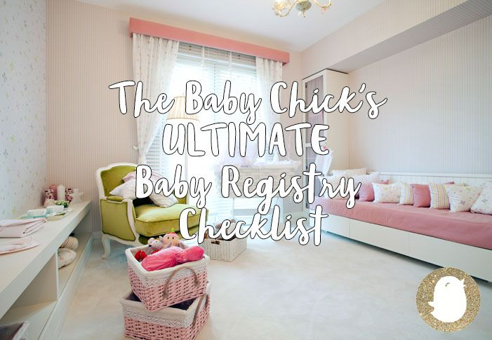 This is my ultimate baby registry checklist filled with my very favorite baby goods that you won't be able to live without!