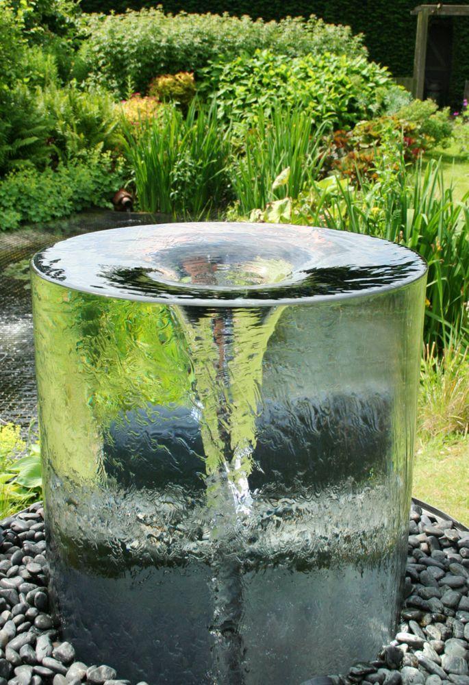 60 best fontaine images on Pinterest Garden ideas, Garden - gartenbrunnen modernes design