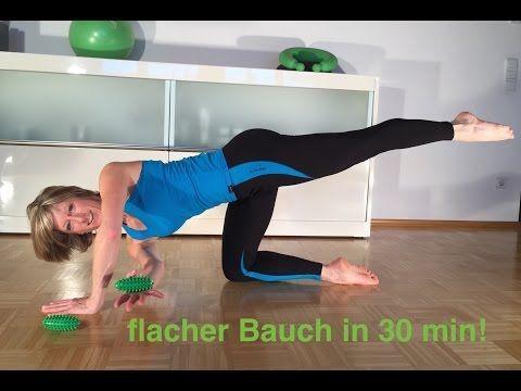 30min belly intense with Gabi Fastner – YouTube #gymworkouts 30min tummy intensi …