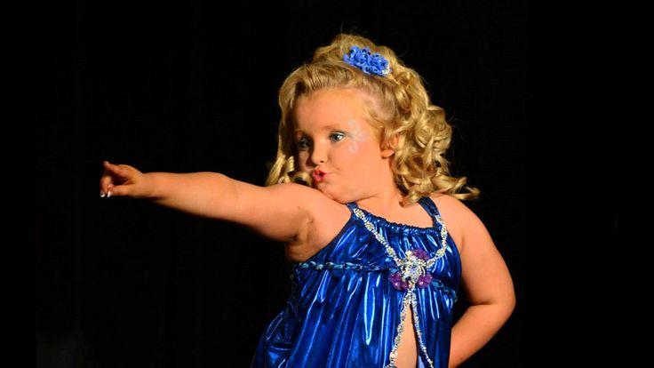 CREEPYPASTA: Honey Boo Boo is a Lie