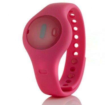 fitbug orb pink  fitness  sleep tracker  soundzdirect